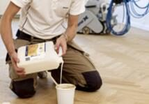 Gap filling & Finishing services provided by trained experts in Floor Sanding Dartford